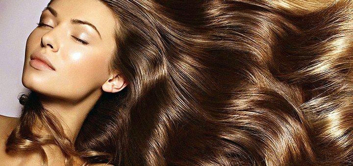 Процедуры для волос для густоты