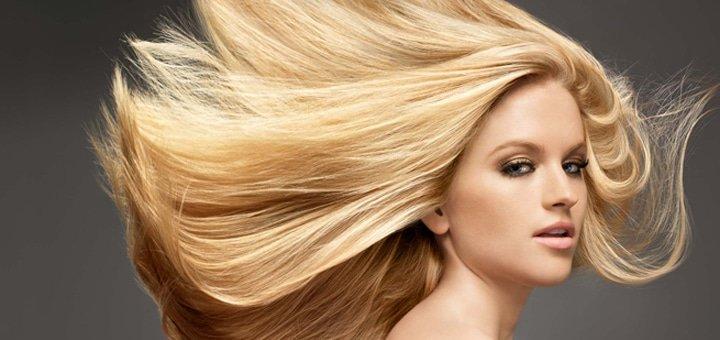 Стрижка, укладка, окрашивание и лечение волос в салоне красоты «Lipki»!