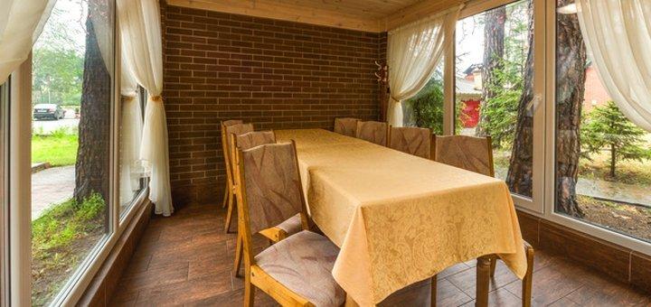 Скидка для двоих или четверых на все меню кухни и бара в развлекательном комплексе «Погремушка»!