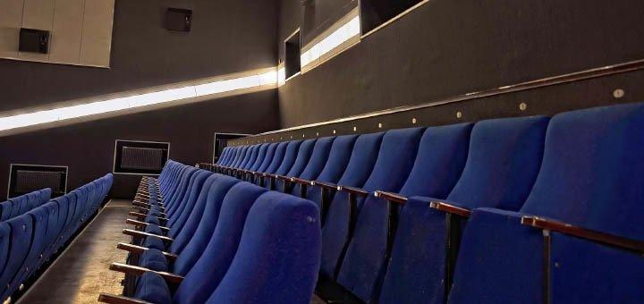 Все в кино! Два билета по цене одного в сети кинотеатров KINOLAND!