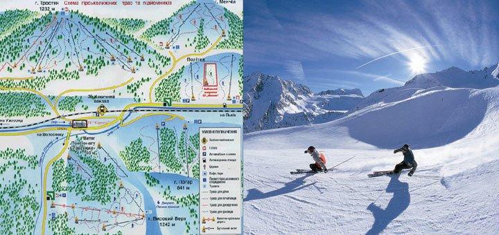 От 3 дней горнолыжного отдыха в отеле «Рожанка» в Славском