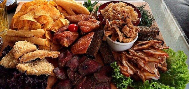 50% скидки на все меню кухни в Kukuruza BAR !