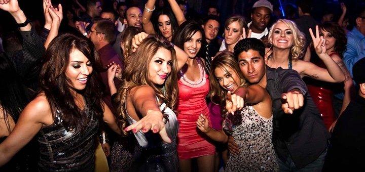 девишники в клубах фото