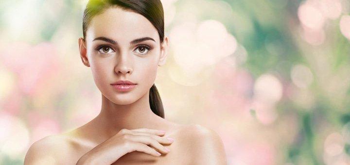 Микротоковая терапия лица и шеи в студии красоты «Ideal Body»
