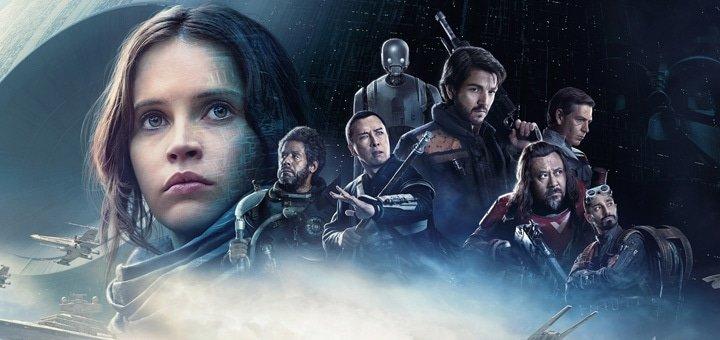 Билеты в кинотеатр «Флоренция» на фильм Изгой-один: Звёздные войны
