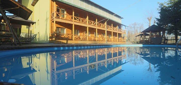 От 3 дней горнолыжного отдыха в отеле «Маливо» в Яремче