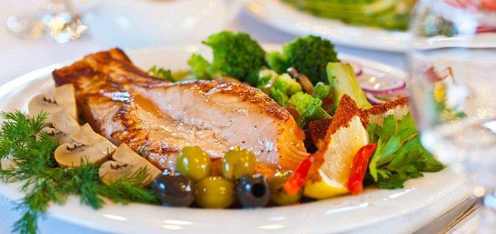 Скидка 30% на всё меню кухни в кафе «Сова»
