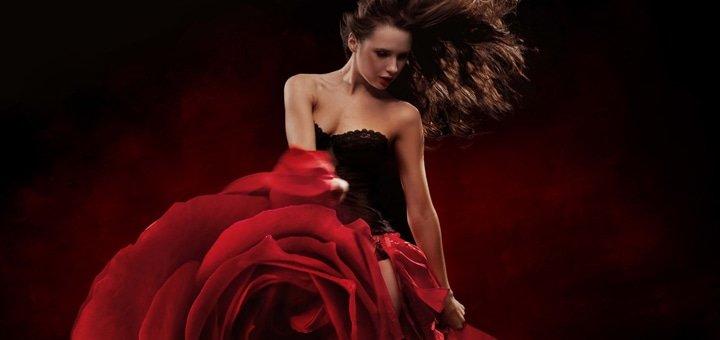 До 24 занятий латинским танцем для девушек в танцевальном центре «Luz de Luna» Илоны Клешниной