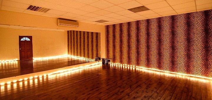 Скидка 75% на абонемент для занятий танцами Бразильский Зук в студии танцев «HDF studio»