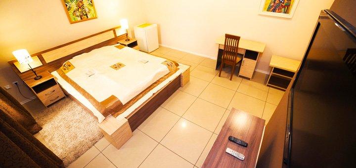 От 4 дней отдыха для двоих в мини-отеле «Джем» в Трускавце