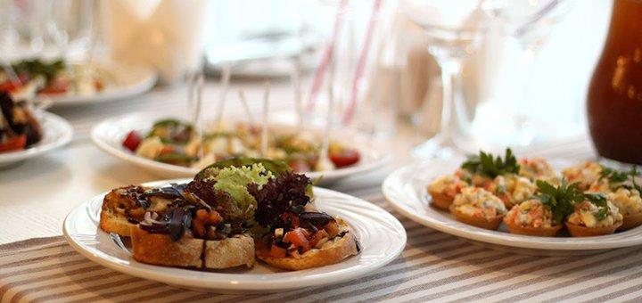 Скидка 30% на меню пиццы и бара в ресторане «Apericena»