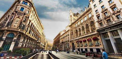 Spain-streets