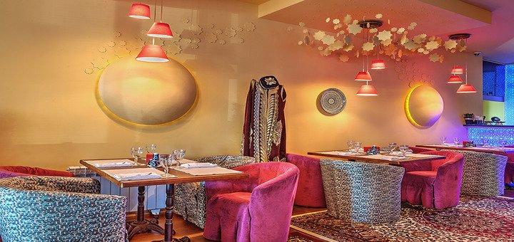 Скидка 30% на всё меню кухни и бара в ресторане азиатской кухни «Азия»