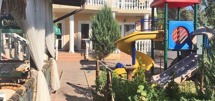 От 3 дней отдыха на базе отдыха «Алладин» в Затоке на побережье Черного моря