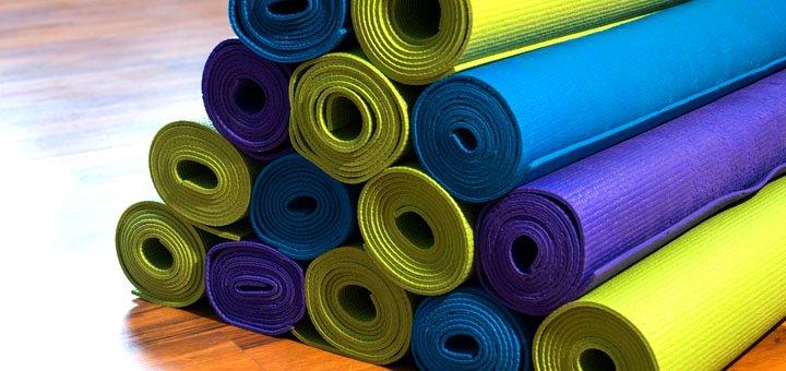 До 3 месяцев занятий йогатерапией «здоровая спина» в студии йоги «Self Center»