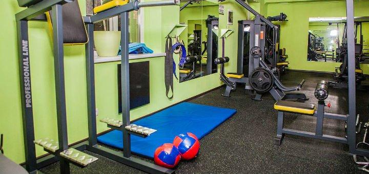 До 12 месяцев безлимитного посещения тренажерного зала в фитнес-клубе «Motion Sport&Spa»