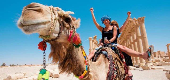 Скидка 2000 грн на все туры в Египет, ОАЭ, Шри Ланку и Тайланд от «DIGI TOUR»