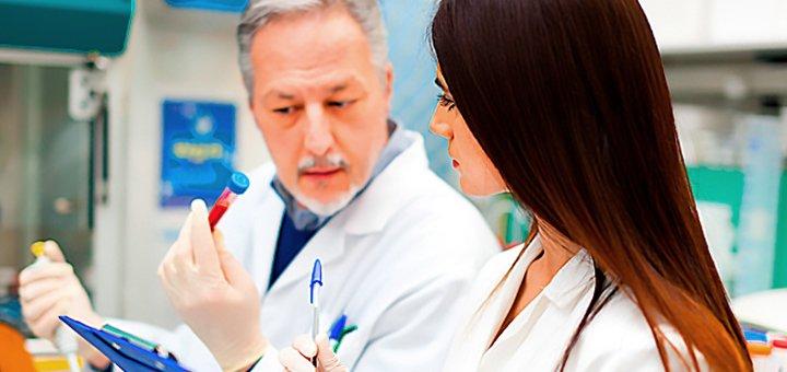 Комплексное обследование у уролога или дерматовенеролога в амбулатории «Шанс»