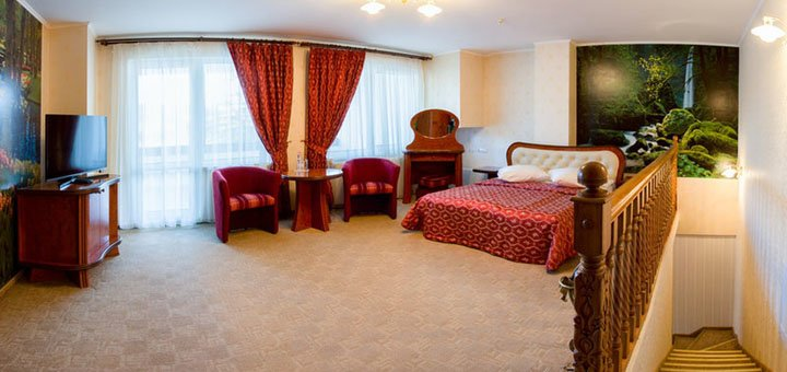 От 4 дней отдыха в отельном комплексе «Станиславский» в Яремче