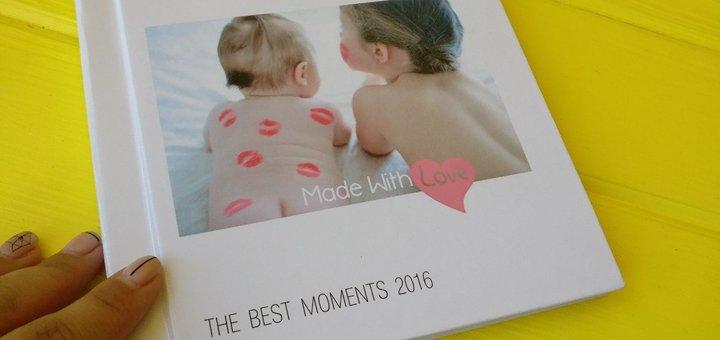 Скидка 30% на стильные детские фотобуки от «Popartbox»