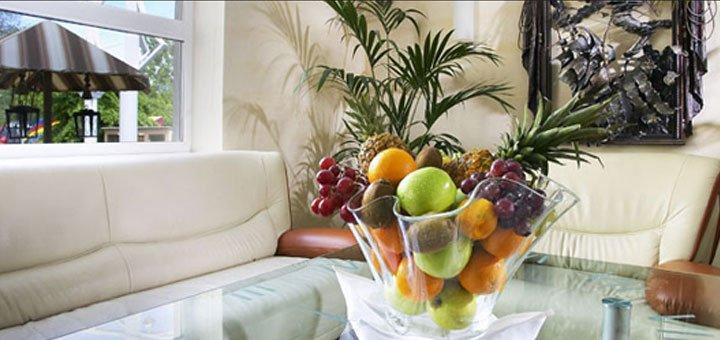 От 3 дней отдыха для двоих с завтраками в шикарном отеле «Морской 4*» в Одессе