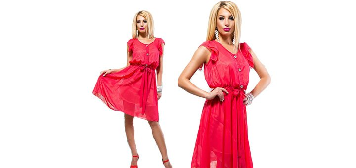 Скидка до 60% на платья в интернет-магазине «La-Sveet.com»