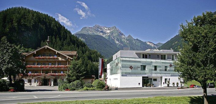 Скидка 55% на проживание в сердце Тирольских Альп