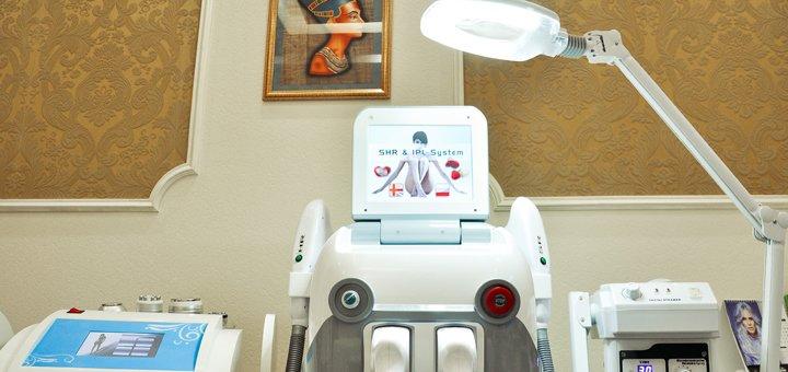 До 10 сеансов фотоомоложения на выбор с альгинатной маской в центре лазерной косметологии «Studio-Laser»