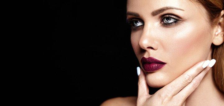 Перманентный макияж или микроблейдинг в салоне «Мир красоты»