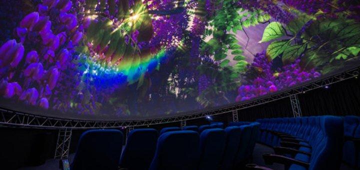 Билеты на посещение кинотеатра будущего «Teleport360»