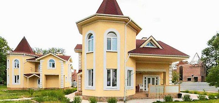От 3 дней отдыха в отеле «Старый Замок» в Святогорске