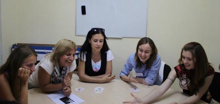 Скидка 10% на первый месяц обучения в разговорном клубе от «Sherlock's Insight»