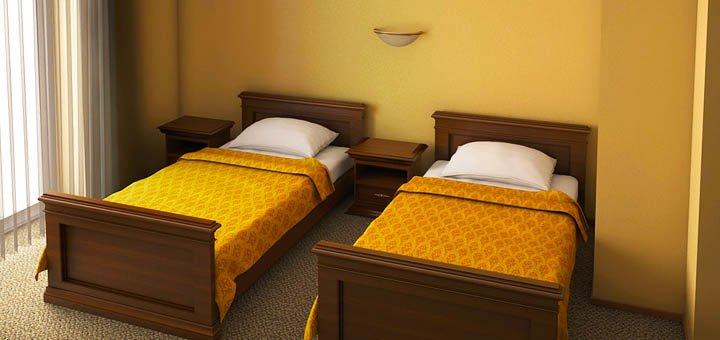 От 4 дней отдыха в отеле «3 Короны» в 300 метрах от минеральных источников в Сходнице