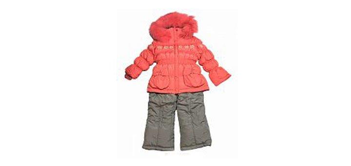 Скидка 20% на всю демисезонную верхнюю одежду для девочек в интернет-магазине «Стиляндия»