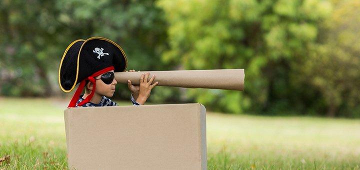 Пиратский квест с приглашением от Джека Воробья от «Time To Quest»