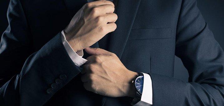 Скидка 15% на мужские часы и «бронированный» кейс для хранения в подарок