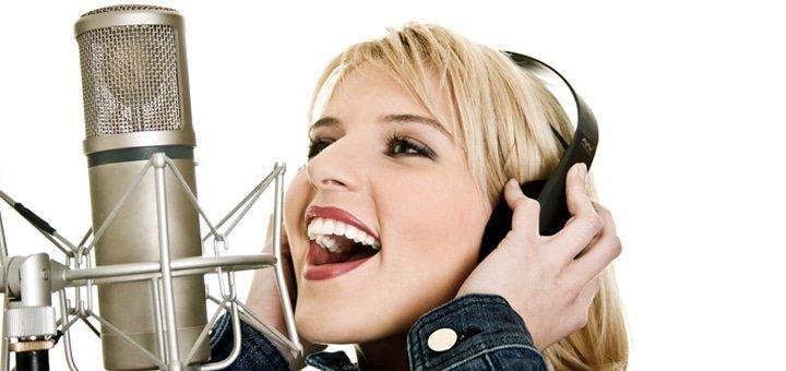 Праздничный сертификат «Запись песни» или уроки вокала в звукозаписывающей компании «NN-Studio»