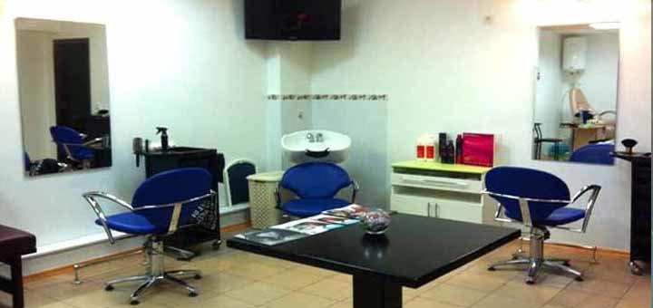 Женский маникюр и педикюр и покрытие гель-лаком в салоне красоты «Sher»