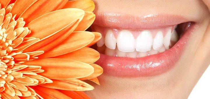 Ультразвуковая чистка зубов, Air-Flow и полировка зубов в клинике стоматологии