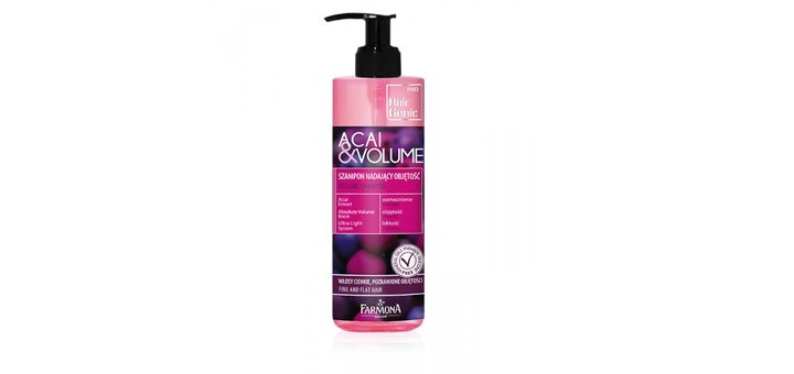 Скидка 30% на серию средств по уходу за волосами «Hair Genic Asai&Volume»