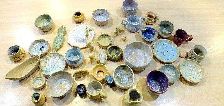 Мастер-класс по лепке из глины в студии «Artali Prostir»