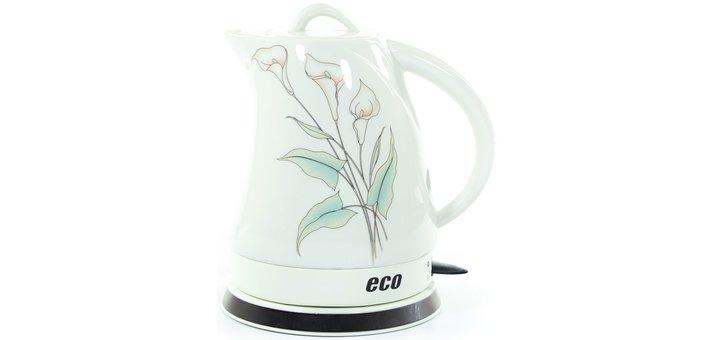 При покупке керамического электрочайника подарок - сковорода или стеклянная кастрюля