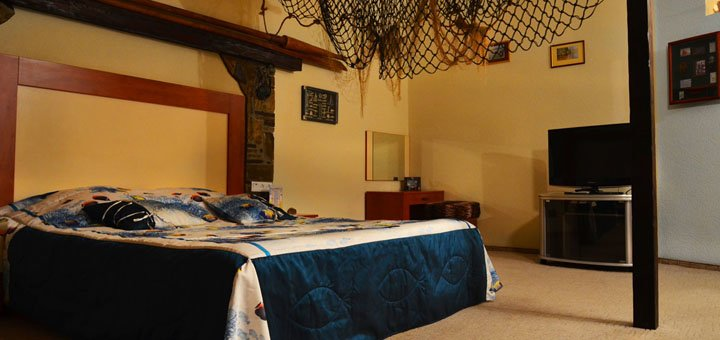 От 3 дней с завтраками и пользованием бассейном в отельном комплексе «Святоград» в Святогорске