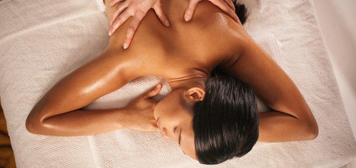 До 7 сеансов массажа спины и воротниковой зоны в салоне «ARTE»
