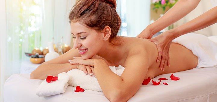 До 5 сеансов аромамассажа всего тела для женщин в салоне красоты «Sana Beauty»