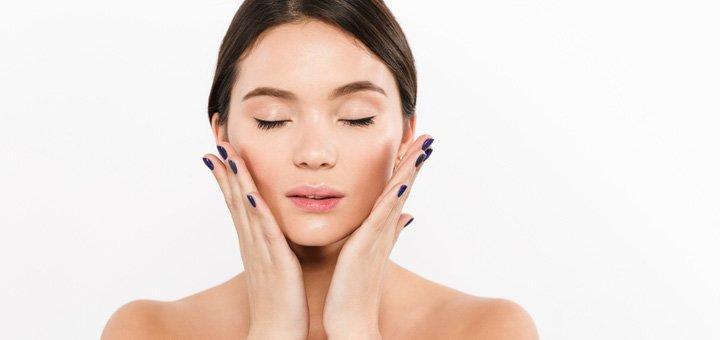 Ультразвуковая чистка лица с гликолевым пилингом у косметолога «Natalimage»