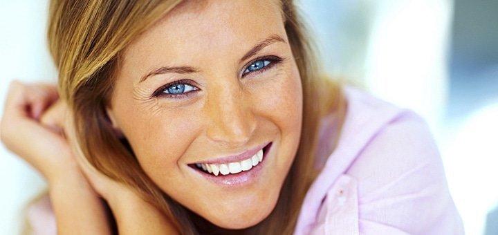 До 5 процедур RF-лифтинга лица, шеи и декольте в салоне «Mon Amour»