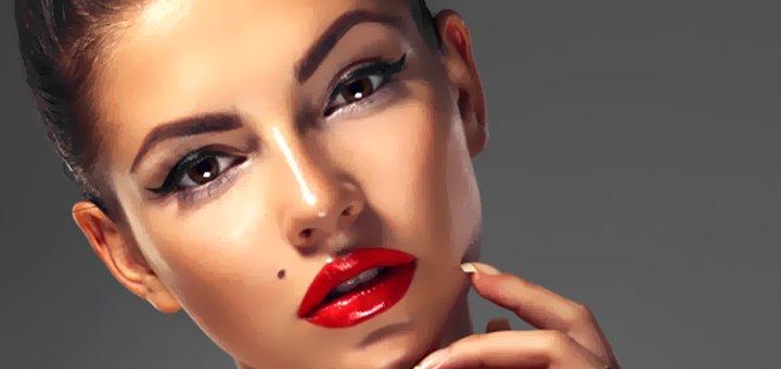 Татуаж бровей в студии татуажа «L.makeup Studio»