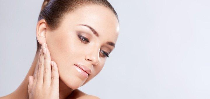 До 5 сеансов аппаратных процедур для лица на выбор в салоне красоты «Vual' cosmetology»