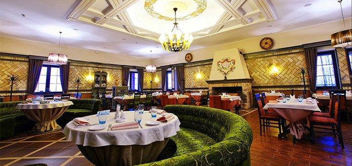 От 2 дней отдыха с завтраками в ресторанно-гостиничном комплексе «Вилла Вита» под Киевом